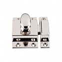 Top Knobs M1784 Cabinet Latch 2 Inch- Polished Nickel