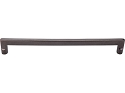 Top Knobs Aspen Twig 18 Inch CC Cabinet Pull - Medium Bronze.