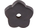 Top Knobs Aspen Collection Flower Plate - Medium Bronze