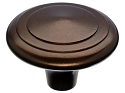 Top Knobs Aspen Peak Knob - Mahogany Bronze