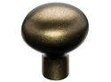 Top Knobs Aspen Small Egg Knob - Light Bronze