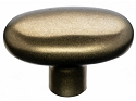 Top Knobs Aspen Large Potato Knob - Light Bronze