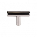 Top Knobs M1888 Hopewelll T-Handle 2 Inch-Polished Nickel