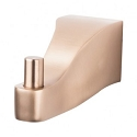 Top Knobs AQ1BB Aqua Towel or Robe Hook - Brushed Bronze