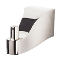 Top Knobs AQ1PN Aqua Towel or Robe Hook - Polished Nickel