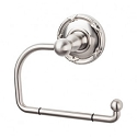 Top Knobs ED4BSNE Edwardian Ribbon Tissue Hook - Brushed Satin Nickel