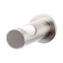 Top Knobs HOP1BSN Hopewell Towel or Robe Hook - Brushed Satin Nickel