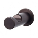 Top Knobs HOP1ORB Hopewell Towel or Robe Hook - Oil Rubbed Bronze