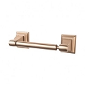 Top Knobs STK3BB Stratton Tissue Holder - Brushed Bronze