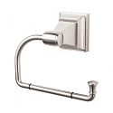 Top Knobs STK4BSN Stratton Tissue Hook - Brushed Satin Nickel