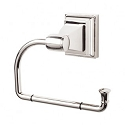 Top Knobs STK4PN Stratton Tissue Hook - Polished Nickel