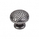 Top Knobs Britannia M48 Warwick Knob 1 1/4 Inch-Cast Iron