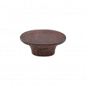 Top Knobs M1234 Oval Knob 1 1/2 Inch- Patina Rouge
