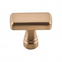 Top Knobs TK850HB Kingsbridge 1 3/8 inch Cabinet Knob - Honey Bronze