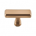 Top Knobs TK851HB Kingsbridge 1 7/8 inch Cabinet Knob - Honey Bronze