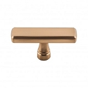 Top Knobs TK852HB Kingsbridge 2 3/8 inch Cabinet Knob - Honey Bronze