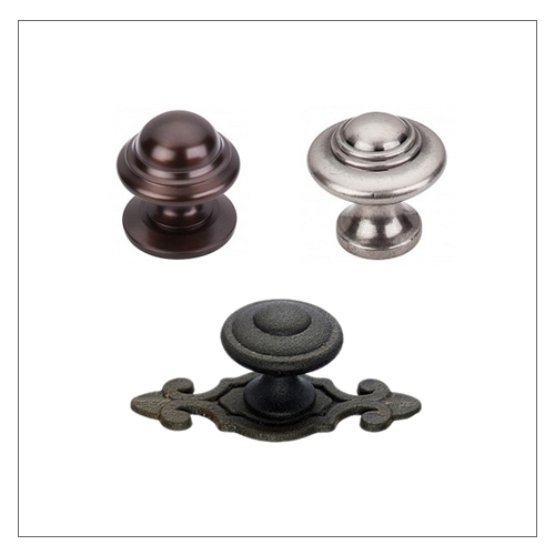 Top Knobs - Britannia Cabinet Knobs and Pulls