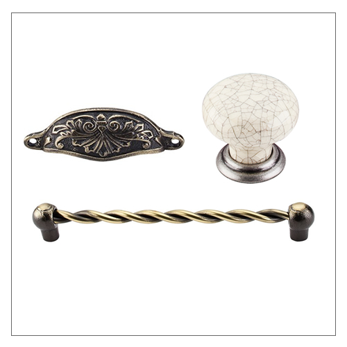 Top Knobs - Chateau Cabinet Knobs and Pulls