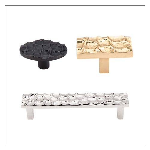 Top Knobs - Cobblestone Knobs and Pulls