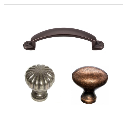 Top Knobs - Somerset Cabinet Knobs and Pulls