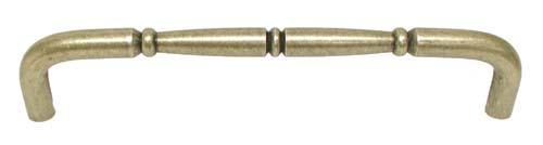 M719 12 top knobs 12 inch cc appliance handle german for Door handle in german