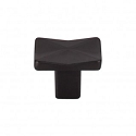 Top Knobs TK560SAB Quilted Knob 1 1/4 Inch -Sable