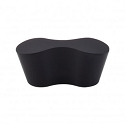 Top Knobs Nouveau III 2 1/8 Inch Cabinet Knob - Flat Black