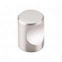 Top Knobs Nouveau II 3/4 Inch Cabinet Knob - Brushed Satin Nickel