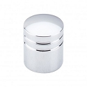 Top Knobs Nouveau II 1 Inch  Cabinet Knob - Polished Chrome