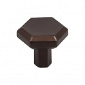 Top Knobs TK792ORB Lydia 1 1/4 inch Knob - Oil Rubbed Bronze