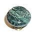 Top Knobs Green Marble 1 3/8