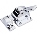 Top Knobs TK729PC Cabinet Latch 1 15/16 -Polished Chrome