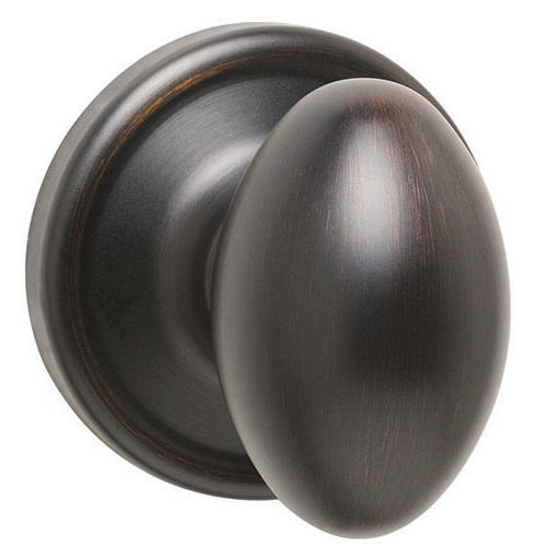 Weiser Laurel Knob an Attractive Egg Shaped Doorknob - Door Hardware ...