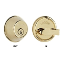 Weslock Single Cylinder Deadbolt