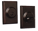 Weslock 700 Series Woodward Single Cylinder Deadbolt