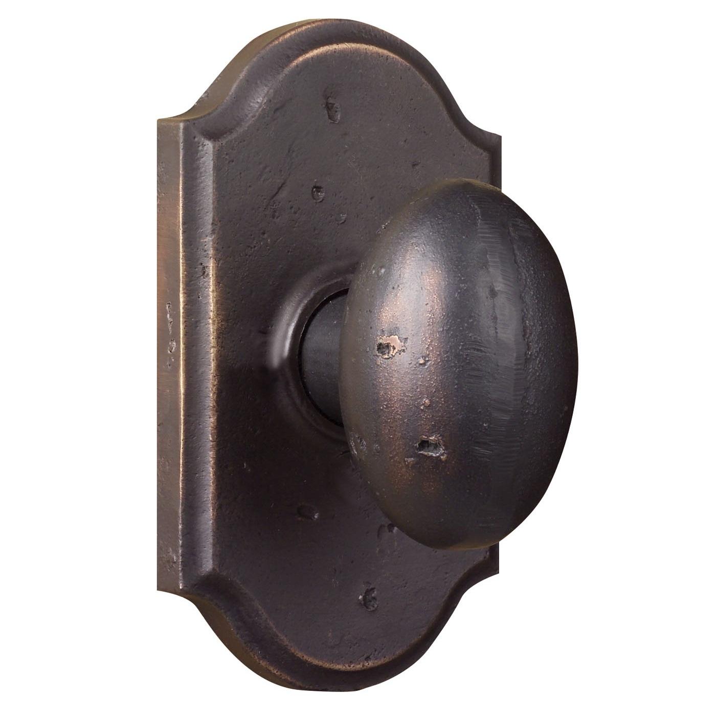 Weslock Durham Molten Bronze Premiere Egg