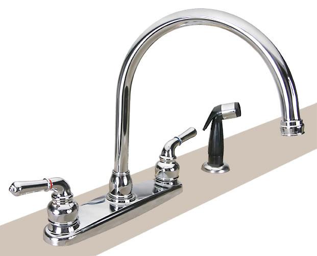 gooseneck kitchen faucet faucets reviews