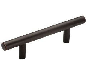 Amerock Bar Pulls 3 Inch CC Cabinet Pull - Oil-Rubbed Bronze