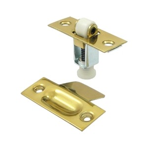 Deltana Solid Brass Roller Catch