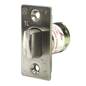 Deltana Commercial Grade 1 Regular 2-3/8 Inch Passage / Privacy Latch