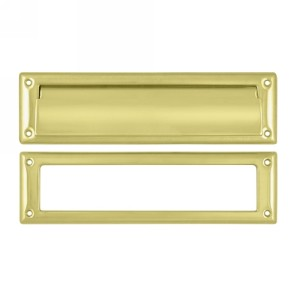 Deltana 13 1/8 Inch Mail Slot with Interior Frame