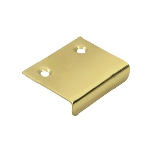 Deltana Solid Brass 2 x 1 1/2 Inch Drawer, Cabinet, Mirror Pull