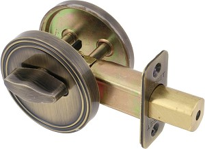 EZSet One Sided Full Bore Deadbolt