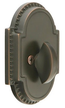 Emtek Knoxville Style  Deadbolt - Single Sided