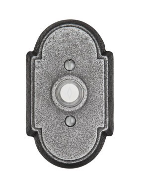 Emtek Wrought Steel Style 1 Doorbell Cover
