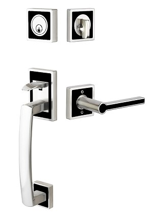 Emtek Martinique Entrance Handleset