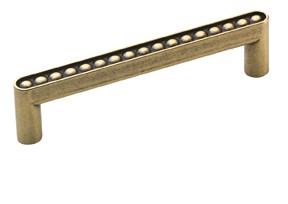 Galleria 53040 Distressed Bronze 128mm CC Pull