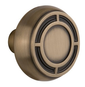 Nostalgic Warehouse Mission Knobs ONLY with Spindle
