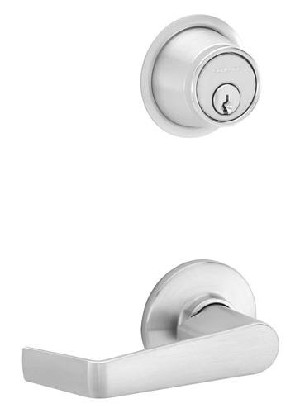 Schlage Saturn S200 Single Keyed Entry Interconnected Locks