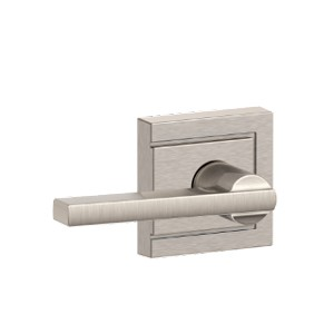Schlage Latitude Lever with Upland Rosette
